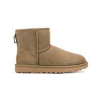Ugg Australia Mini Ankle Boots - Marrom