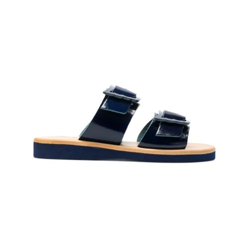 Imagem de Ancient Greek Sandals Sandália com fivelas - Azul