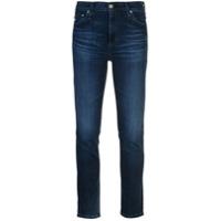 Ag Jeans Calça Jeans 'mari' - Azul