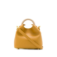Elleme Bolsa Tote Madeleine Mini - Amarelo