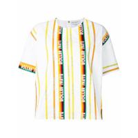 Mira Mikati Camiseta 'roller Skate' - Branco