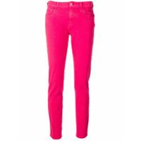 Jacob Cohen Calça Jeans Kimberly - Rosa