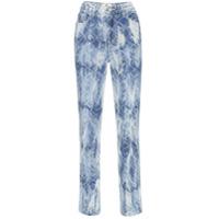 Jordache Calça Jeans Cintura Alta - Azul