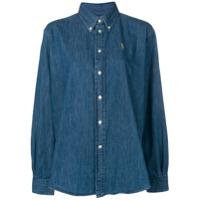 Polo Ralph Lauren Camisa Jeans - Azul