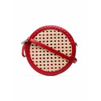 Mehry Mu Bolsa Transversal Tambourine - Vermelho