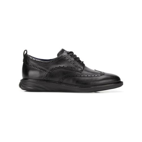 Imagem de Cole Haan Wingtip Oxford shoes - Preto