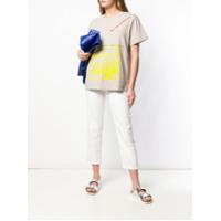 Eckhaus Latta We Can All Realize T-Shirt - Cinza