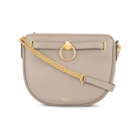 Mulberry Brockwell Small Classic Grain Bag - Metálico
