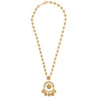 Dolce & Gabbana Colar Religioso Com Medalhas - Dourado