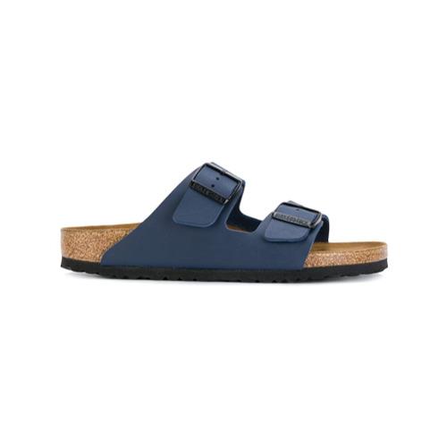 Imagem de Birkenstock Sandália de couro - Azul