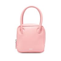Abra Bolsa Tote Quadrada Mini - Rosa
