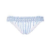 Heidi Klein Siena Bikini Bottom - Azul