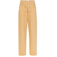 Gmbh Calça Jeans Cyprus Cintura Alta - Neutro