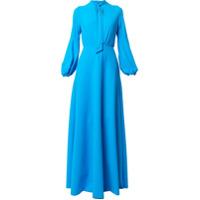 Greta Constantine Vestido Harlow - Azul