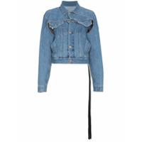 Unravel Jaqueta Jeans - Azul