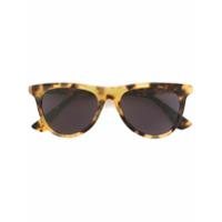Retrosuperfuture Óculos De Sol 'man Sol Leone' - Marrom