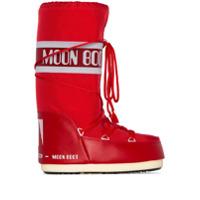 Moon Boot Bota De Neve Icon - Vermelho