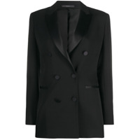 Paul Smith Blazer Com Abotoamento Duplo - Preto