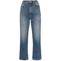 Slvrlake Calça Jeans London Reta - Azul
