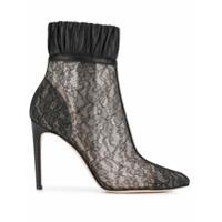 Chloe Gosselin Ankle Boot Maud - Preto