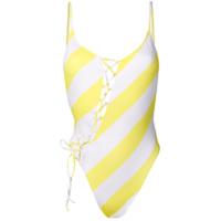 Sian Swimwear Maiô 'jada' - Amarelo