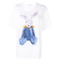 Stella Mccartney Camiseta Com Estampa - Branco