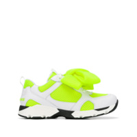 Joshua Sanders Oversized Bow Sneakers - Amarelo
