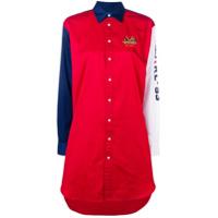 Polo Ralph Lauren Short Shirt Dress - Vermelho
