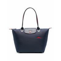 Longchamp Bolsa Tiracolo Le Pliage Grande - Azul
