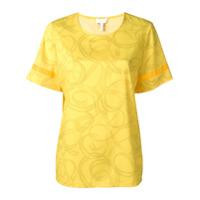 Escada Sport Blusa Estampada - Amarelo