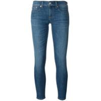 Rag & Bone /jean Calça Jeans Skinny - Azul