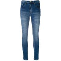 Amapô Calça Jeans Skinny Rocker Sueli - Azul