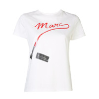 Marc Jacobs Camiseta The St. Marks - Branco