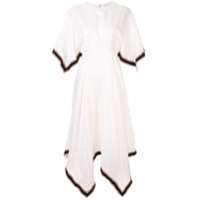 Zimmermann Vestido Longo Juno - Branco