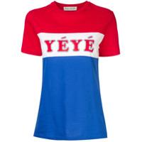 Être Cécile Camiseta 'yeye Girls' - Colorido