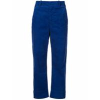 Ag Jeans Calça Cropped Elvie - Azul