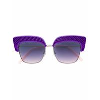 Oxydo Óculos De Sol Gatinho - Roxo