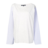 Sofie D'hoore Camisa 'trapeze' - Branco