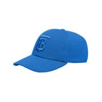 Burberry Boné Monograma Tb - Azul
