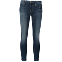 Mother Calça Jeans 'the Looker Crop' - Azul