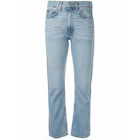 Brock Collection Calça Jeans Reta - Azul