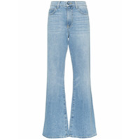 Eve Denim Calça Jeans Flare 'jacqueline' - Azul