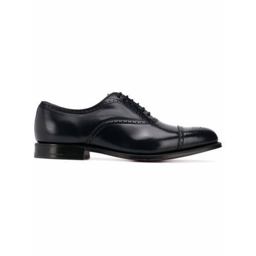 Imagem de Church's Toronto oxford shoes - Azul