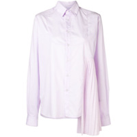 Each X Other Asymmetric Design Shirt - Rosa