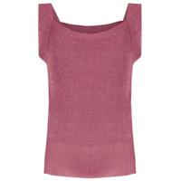 Olympiah Regata 'nika' Decote Reto - Pink