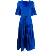 Borgo De Nor Vestido Longo 'teodora' - Azul