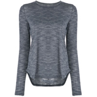 Nimble Activewear Camiseta 'warming Up' - Azul
