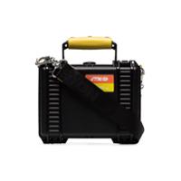 Heron Preston Black Acrylic Industrial Tool Bag - Preto
