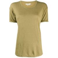 Isabel Marant Étoile Camiseta Koldi - Verde