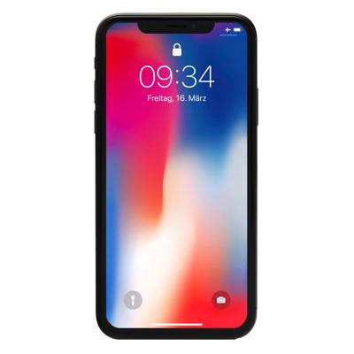 Apple iPhone X 64GB Space Grau EU [14,7cm (5,8 ) Super Retina HD Display, A11 Bionic, iOS 11, 12MP Dual]